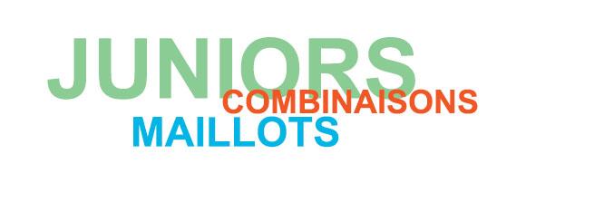 Maillots / Combis JUNIORS