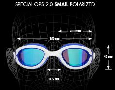 Special OPS 2.0 polarisées Jr Tyr